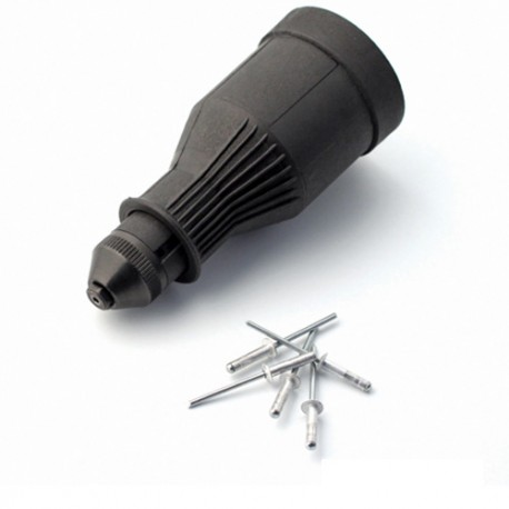 Adaptateur riveteur D. 3 à 5 mm pour visseuse - SC-RIVEDRILL - Scell-it