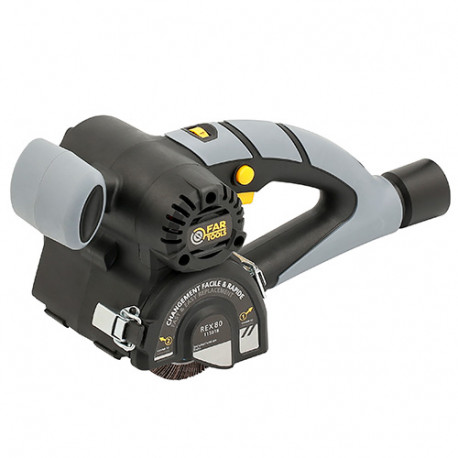 Rénovateur ultra compact  et léger D. 80 L. 100 mm REX 80 - 420 W 230 V