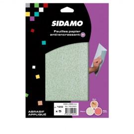 50 feuilles à main papier anti-encrassant + 230 x 280 mm Gr 60 - 10902155 - Sidamo
