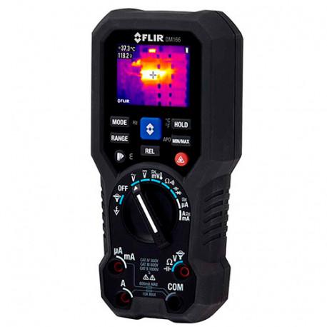 Multimètre IR DM166 avec image thermique IGM 4800 pixels - 70804 - Flir