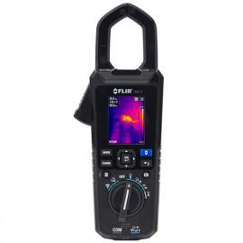 Pince ampèremétrique industrielle CM275 Wifi avec capteur thermique 19200 pixels - 70801 - Flir
