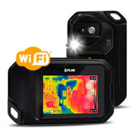 Caméra thermique C3 Wifi avec mesure de - 10° à +150°C - 60406 - Flir