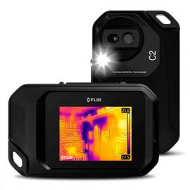 Caméra thermique C2 avec mesure de - 10° à +150°C - 60402 - Flir