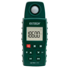 Luxmètre compact pied-bougie / lux avec écran LCD réto-éclairé - EXTECH LT510