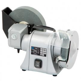 Touret à meuler D. 150 mm et meule à eau D. 200 mm 250 W 230 V - GL150ME-B