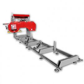 Scie à grume à essence pour tronc D. 550 mm max 8 200 W - BBS550SMART-G