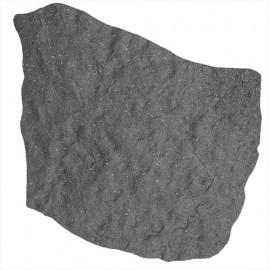 Pas japonais 58 x 39 cm, gris, caoutchouc