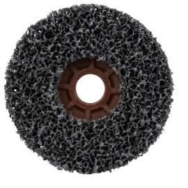 10 disques de décapage nylon intissé D.125 x 22,23 mm CBS support fibre de chanvre - 11001305 - Sidamo