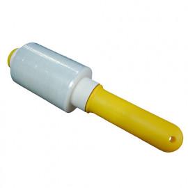 Dérouleur manuel à poignée pour film étirable L. 140 mm