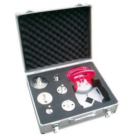 Coffret trépans diamant à eau D.29-35-44-65-68-76 mm + Guide - 11101421 - Sidamo