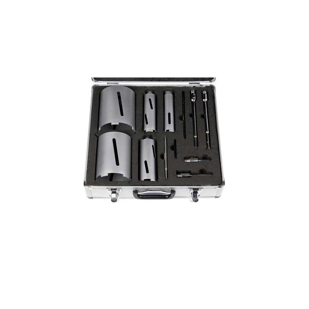 Silverline 868543 Kit scies-tr/épans diamant
