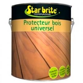 Protecteur saturateur bois universel 3,7 L