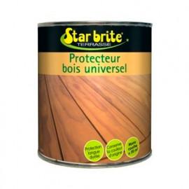 Protecteur saturateur bois universel 1 L