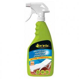 Nettoyant protecteur mobilier plastique 650 ml