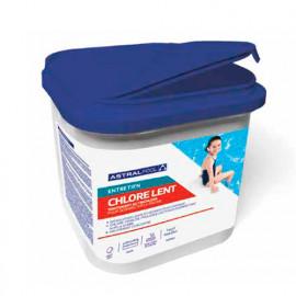 Chlore lent en galet de 250 g - 5 kg AstralPool