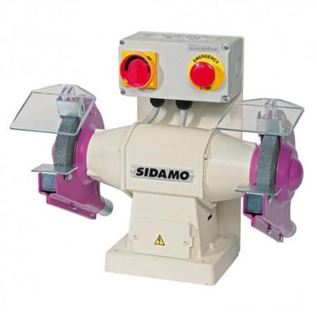 Touret à meuler 120 D. 150 mm - 230V 370W - 20113001 - Sidamo