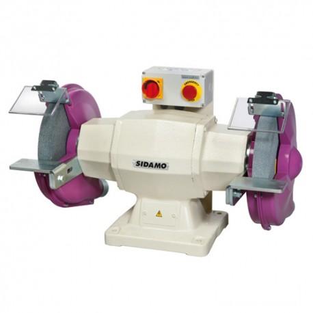 Touret à meuler 130 D. 300 mm - 400V 2200W - 20113008 - Sidamo