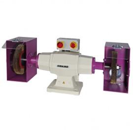 Touret à polir 144 D. 250 mm - 400V 1500W - 20113017 - Sidamo