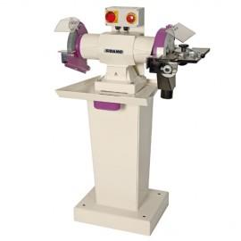 Touret lapidaire 116 D. 200 mm - 400V 1100W - 20113021 - Sidamo