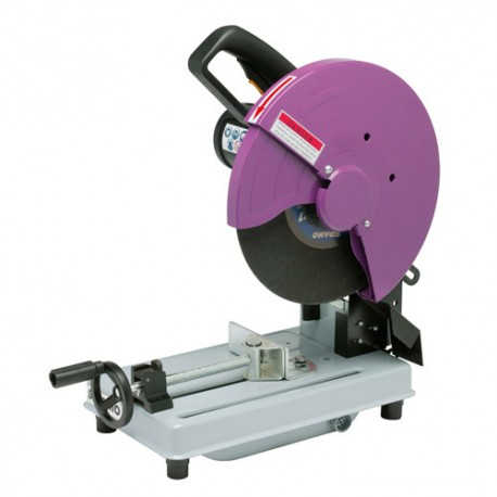 Tronçonneuse de chantier à disque abrasif MCS 350 A D. 355 mm - 230V 2200W - 20114019 - Sidamo