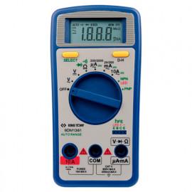 Multimètre digital - Dim. 138 x 70 x 32 mm