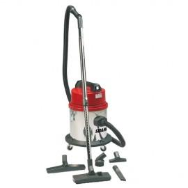 Aspirateur eau et poussières cuve inox MC 16 i - 20 L - 230V 1000W - 20403004 - Sidamo