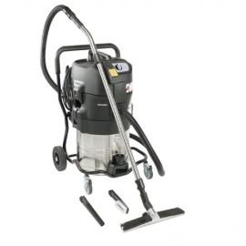 Aspirateur eau et poussières cuve inox XC 70 - 70 L - 230V 1500W - 20405006 - Sidamo