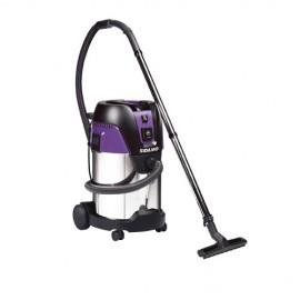 Aspirateur eau et poussières cuve inox DCI 35 S - 30 L - 230V 1250W - 20405022 - Sidamo