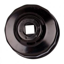 Clé coiffe pour filtre à huile - Taille du filtre 65 mm, nombre de pans 14