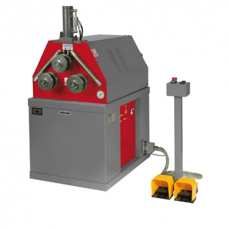 Cintreuse manuelle et hydraulique E 65 MV/1 - 400V 1100W - 20700300 - Sidamo