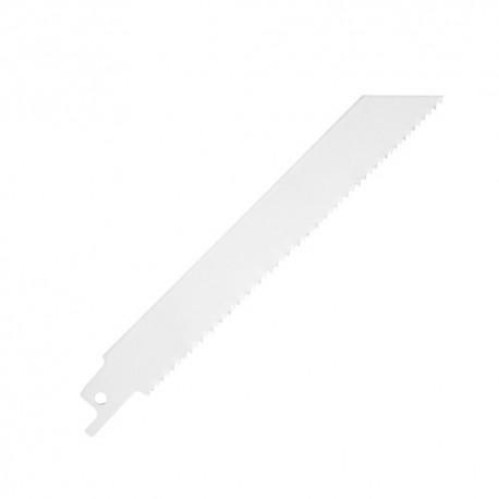 Blister 5 lames scie sabre GOLD Bi-Metal 150 x 130 x 1,8-2,5 mm - 550022 - Sidamo