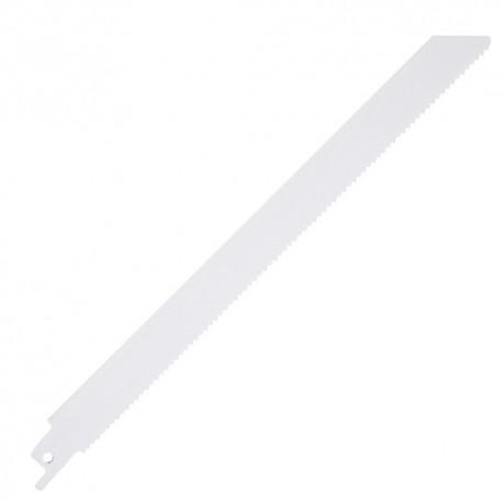 Blister 5 lames scie sabre GOLD Bi-Metal 230 x 210 x 2,5 x ép. 1,27 mm - 550035 - Sidamo