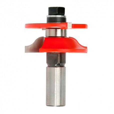 Mèche à profil et contre profil doucine Q. 8 x D. 40 x Lt. 61 mm - 643015 - Sidamo