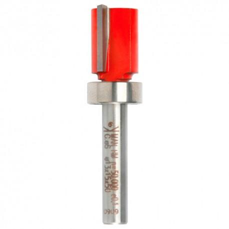 Mèche à copier et affleurer Q. 6 x D. 13 x Lt. 50 mm - 651043 - Sidamo