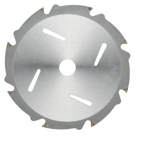 Lame diamant SILERGIE DIAM D.160 x 1,9 x 20 mm Z 8 dents plates - Panneaux/Fibro - 906100 - Sidamo