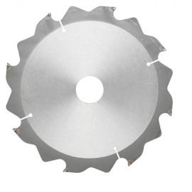 Lame diamant SILERGIE DIAM D.190 x 2,2 x 30 mm Z 8 dents plates - Panneaux/Fibro - 906200 - Sidamo