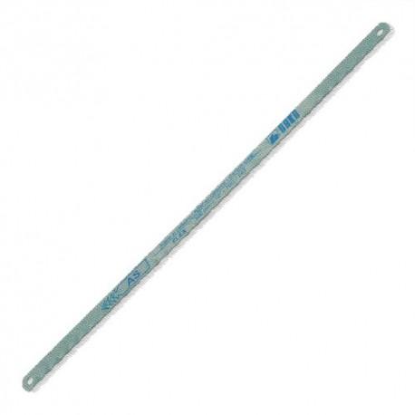 100 lames pour scie à métaux acier 24TPI L 300 mm - UR-1100012 - Urko