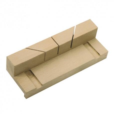 Boîte à onglet de précision 290 x 90 x 60 mm 547 - UR-4054700 - Urko