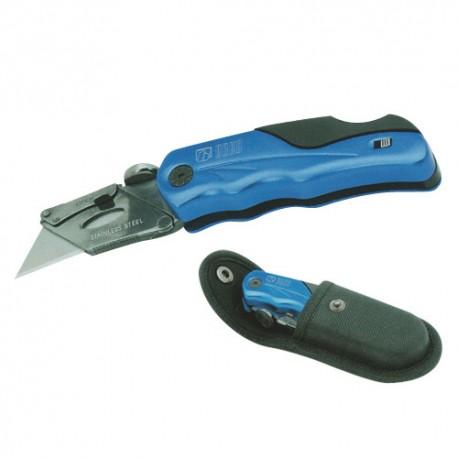 Couteau Suisse avec réserve de 5 lames 114 - UR-6100114 - Urko