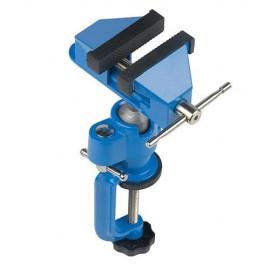 Étau de table inclinable, serrage max 70 mm - VC17 - Silverline