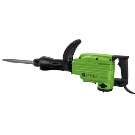Marteau piqueur électrique 1550 W ZI-ABH1500 - Zipper
