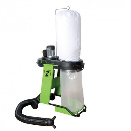Aspirateur à copeaux de bois 65 L électrique 550 W ZI-ASA550 - Zipper