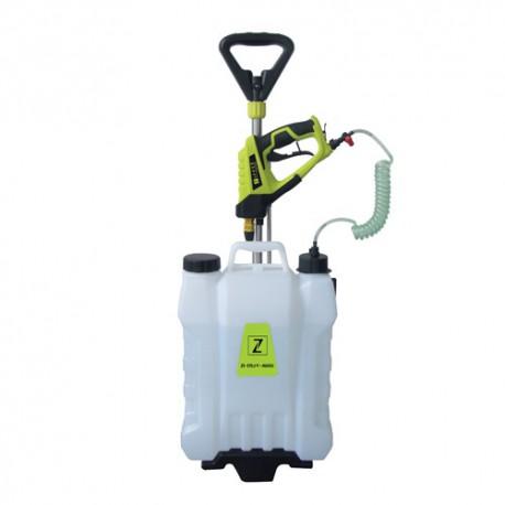 Pulvérisateur 15 L sans fil 2 Ah 7,2 V ZI-DS2V-AKKU - Zipper