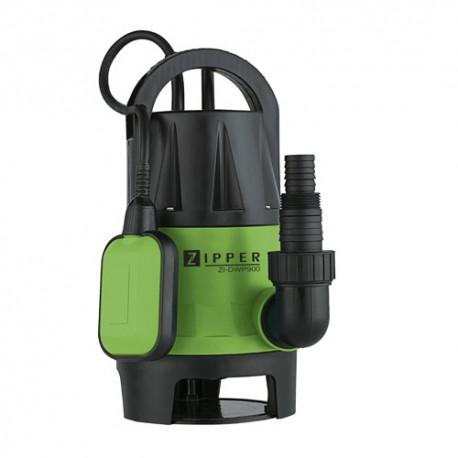 Pompe à eau chargée immergée 14,3 M3 électrique 900 W ZI-DWP900 - Zipper