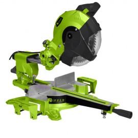 Scie à onglet radiale D.250 mm électrique 1800 W ZI-KGS250-310 - Zipper
