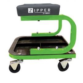 Tabouret mobile d'atelier avec 3 plateaux pour outils ZI-MHK2 - Zipper