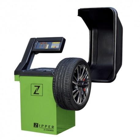 Equilibreuse de roues D. 10 à 24'' électrique 320 W ZI-RWM99 - Zipper