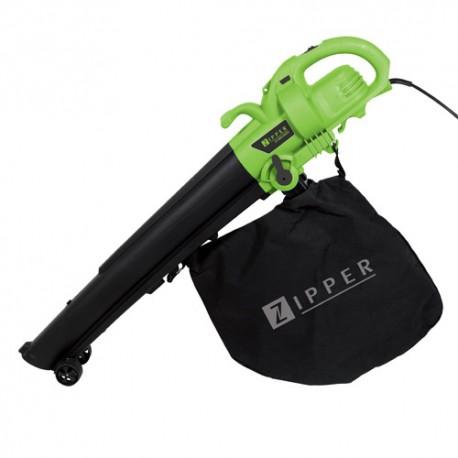 Aspirateur souffleur électrique 2600 W ZI-SBH2600 - Zipper