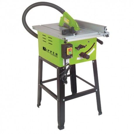 Scie sur table D.250 mm électrique 1800 W ZI-TKS250H - Zipper