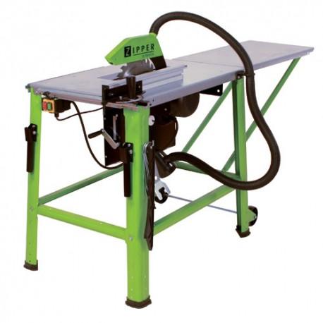 Scie sur table de chantier D.315 mm électrique 2000 W ZI-TKS315 - Zipper